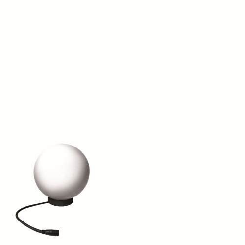 Easy Connect Kunststoff-Lichtkugel, Ø 25 cm, weiß, Halogen 40 W