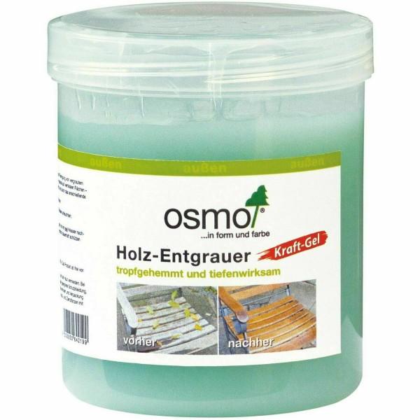 Osmo Holz-Entgrauer Kraft-Gel 0,5l