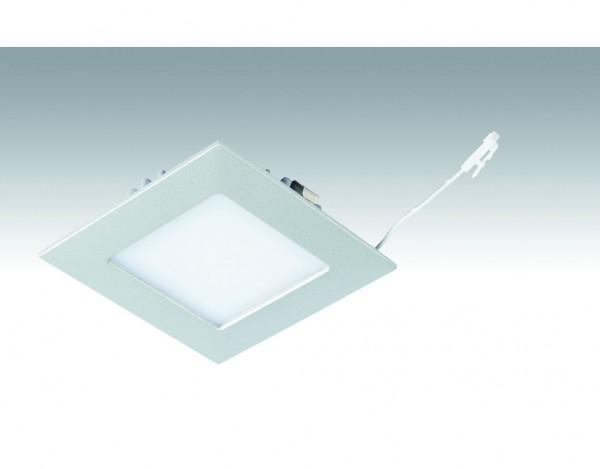Niedervolt NV-LED-Downlight Big Shot-Quadro_7,5 Watt 249 Titan