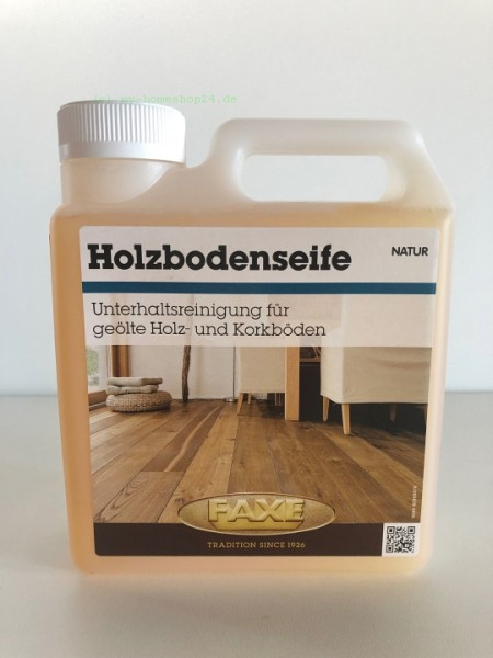Faxe Holzbodenseife natur, 1 Liter