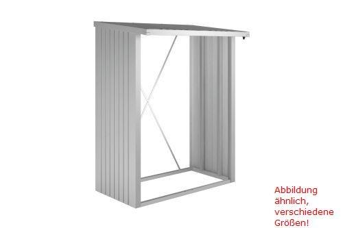 Biohort WoodStock 150 silber-metallic