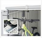 Biohort Fahrradhängeschiene ausziehbar MiniGarage