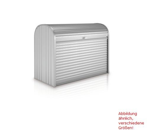 Biohort StoreMax 160 silber-metallic