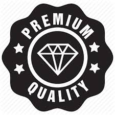 Bei uns bekommen Sie Qualitäts-Produkte!