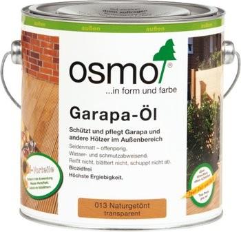 Osmo Terrassen-Öle Garapa-Öl Naturgetönt 013 2,5l