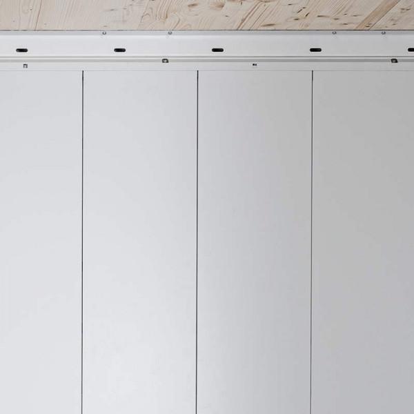 Innenverkleidung Gerätehaus Neo 1B Doppeltür