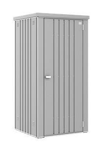 Biohort Geräteschrank Gr. 90 silber-metallic