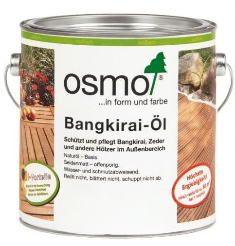 Osmo Terrassen-Öle Bangkirai-Öl Dunkel 016 2,5l