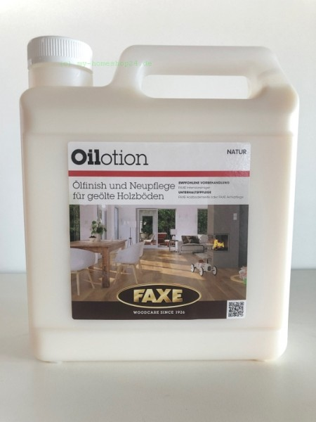 Faxe Oilotion natur, 2.5 Liter