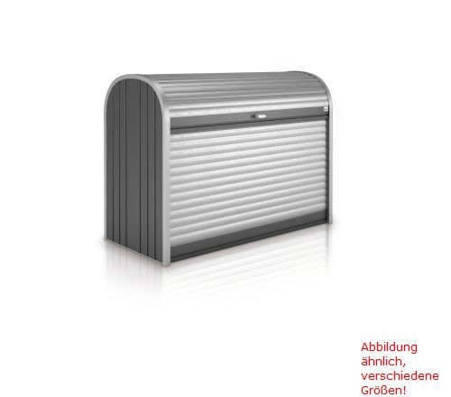Biohort StoreMax 120 dunkelgrau-metallic