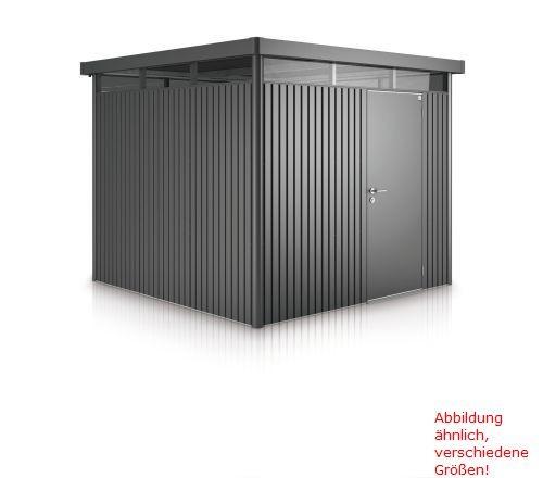 Biohort Gerätehaus HighLine Gr. H2 dunkelgrau-metallic