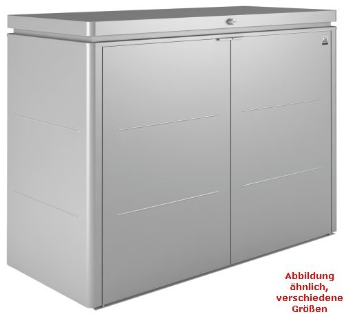 Biohort HighBoard Gr. 160 silber-metallic