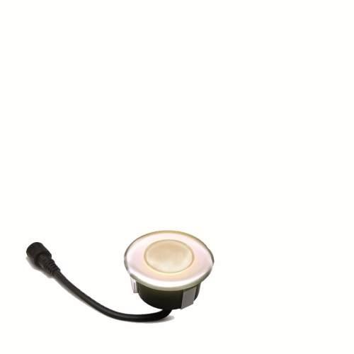 Easy Connect Einbaustrahler Ø 7,5 cm, 20 LED - warmweiß