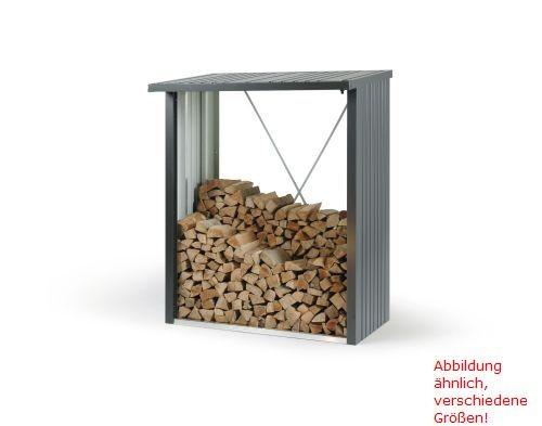 Biohort WoodStock 150 dunkelgrau-metallic
