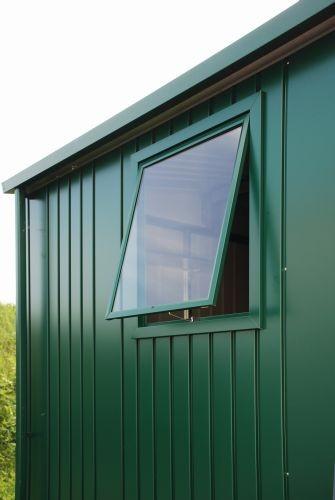 Biohort Fenster für Europa dunkelgrau-metallic