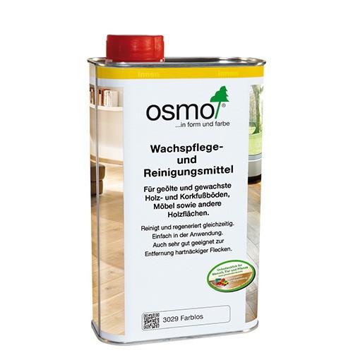 Osmo Wachspflege und Reinigungsmittel Farblos 1l