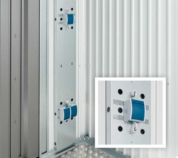 Elektro-Montagepaneel für Europa/Gartenschrank
