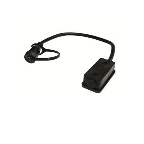 Easy Connect Adapter für vorhandene Stromkabel IP44 16A - Kl. 2